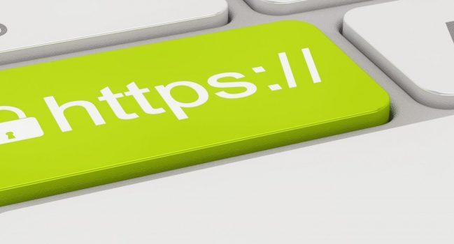 Få Cookie politik og HTTPS beskyttelse på hjemmesiden nu!